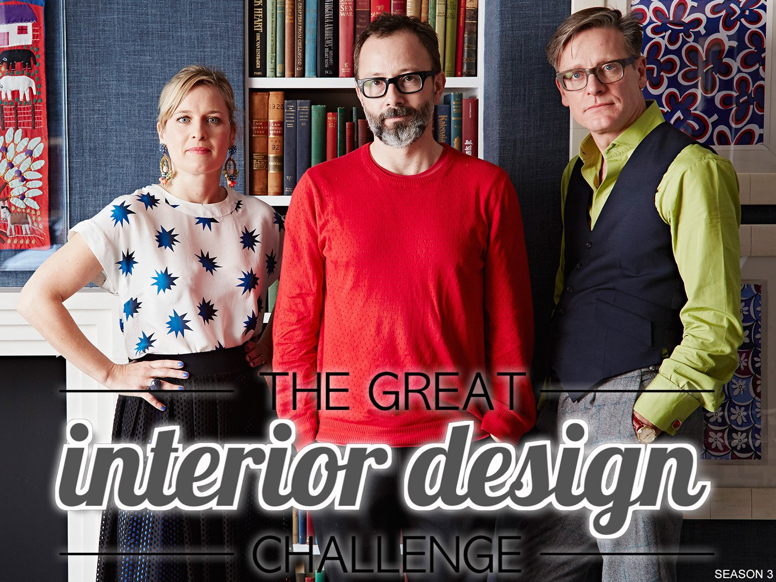 Must Watch TV: The Great Interior Design Challenge on